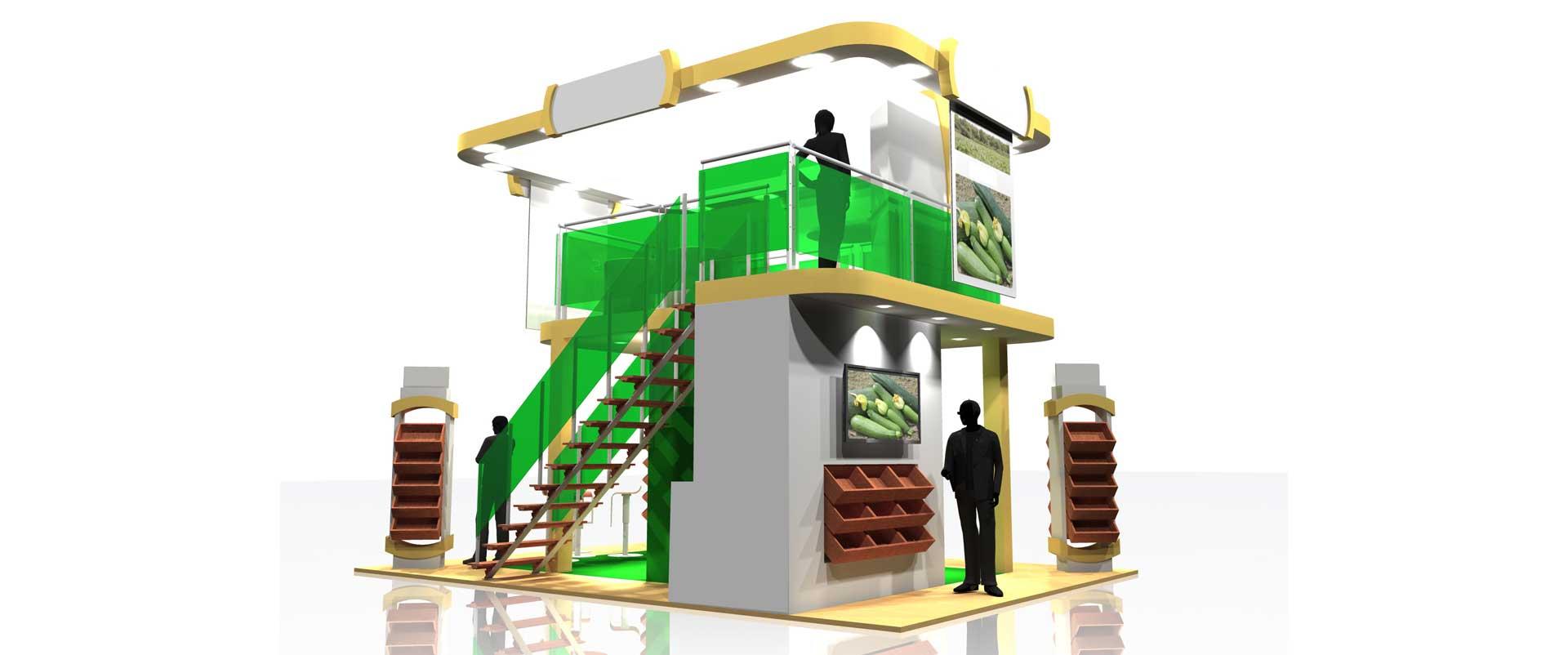 Fabricant de stand conception et r alisation de stands for Fabricant de stand